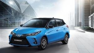 Chiêm ngưỡng Toyota Yaris Ativ PLAY & Yaris PLAY cả thế giới chỉ có 1500 chiếc