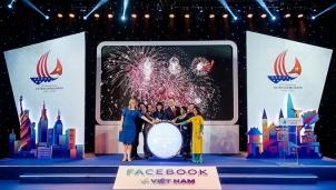 """Chiến dịch """"Facebook vì Việt Nam"""" với hashtag #fb4vn"""