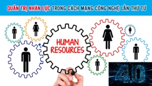 CMCN 4.0: Một số vấn đề về quản trị nhân lực trong Cách mạng Công nghiệp lần thứ 4