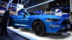 Ford Motor bắt tay Google đưa điện toán đám mây lên ô tô