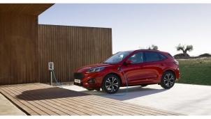 Ford Escape 2020 chạy điện PHEV bị tạm ngừng sản xuất