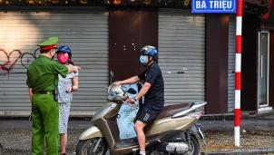 Hà Nội: Chi tiết 16 mức phạt vi phạm phòng, chống dịch