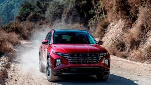 Hyundai chào sân Tucson 2022 nhân ngày đầu năm mới