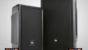 JBL IRX Series, loa cơ động dành cho giới sáng tác và trình diễn