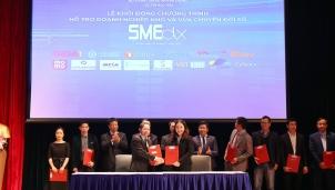 Khởi động nền tảng SMEdx hỗ trợ doanh nghiệp vừa và nhỏ chuyển đổi số