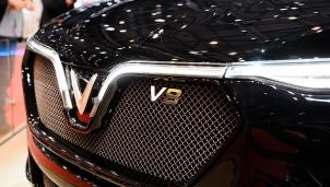 """Lộ diện VinFast President """"động cơ khủng"""" giá ngang tầm lLexus LX 570"""