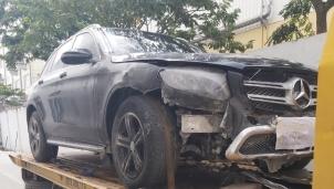 Mercedes-Benz Việt Nam phủ nhận xe GLC 200 cháy tại Hà Nội là do lỗi kỹ thuật