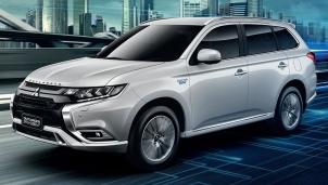 Mitsubishi Outlander PHEV 2021 trình làng giá khoảng 1,25 tỷ đồng