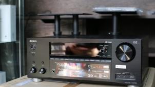 ONKYO TX-RZ730 - đảm bảo tối ưu về uy lực, tốc độ và độ trung thực.cho phòng phim tại gia
