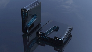 Sony: Những hình ảnh 3D đầu tiên của chiếc PlayStation 5