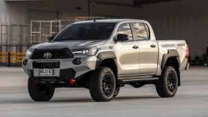 """Toyota Hilux Mako """"chiến binh"""" offroad đối thủ của Ford Ranger Raptor"""