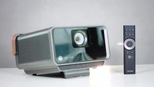 Trải nghiệm máy chiếu ViewSonic X10-4K độ phân giản 4K, âm thanh Harman Kardon