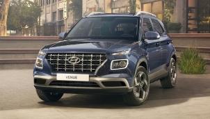 Vén màn Hyundai Venue 2021 ra mắt tại Philippines