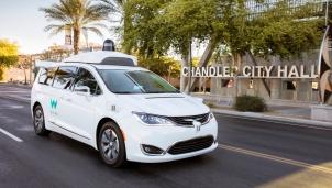 Waymo công ty con của Google ra mắt taxi không người lái