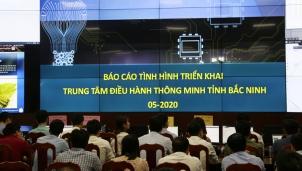 Bắc Ninh: Tập huấn sử dụng các ứng dụng tại TTĐH thành phố thông minh