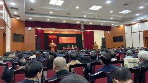Ban Đối ngoại Trung ương tổng kết công tác Đối ngoại nhân dân năm 2020 và triển khai nhiệm vụ năm 2021