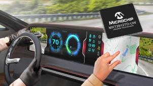 Microchip công bố chíp điều khiển màn hình cảm ứng 45 inch