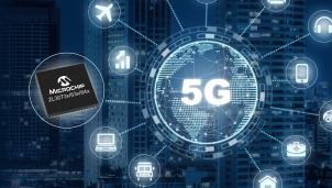 Microchip ra mắt chíp định thời siêu chính xác theo chuẩn mạng 5G