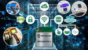 Mô đun vi điều khiển WFI32E01PC - Nền tảng mạnh mẽ của công nghệ IOT