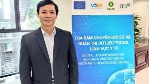 Tận dụng cơ hội dữ liệu số y tế: Đừng để thách thức đánh mất thời cơ