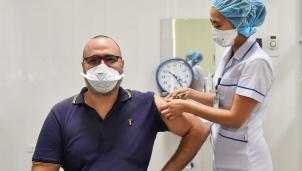 Việt Nam: Hơn 600 thành viên cơ quan đại diện ngoại giao nước ngoài đã tiêm vaccine Covid-19
