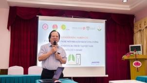 Việt Nam ứng dụng Y tế di dộng mHealth tăng cường quản lý lao kháng đa thuốc