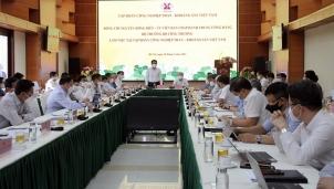 Bộ trưởng Nguyễn Hồng Diên: Đẩy mạnh nghiên cứu ứng dụng KHCN trong các lĩnh vực hoạt động của TKV