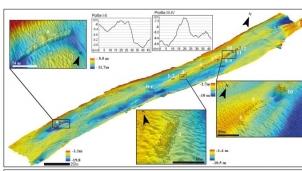 Công nghệ sóng âm phát hiện con đường thời La Mã cổ đại