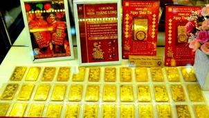 Dự báo giá vàng SJC trong nước ngày 28/1: Điều chỉnh giảm