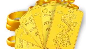 Dự báo giá vàng SJC trong nước ngày 9/10: Giảm