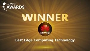 Hội nghị thượng đỉnh Thế giới 5G vinh danh giải pháp 5G MEC của Huawei