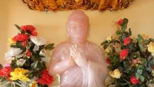 Thăm chùa cổ Đại Tuệ linh thiêng nơi xứ Nghệ