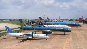 Vietnam Airlines Group điều chỉnh khai thác do ảnh hưởng của bão số 12