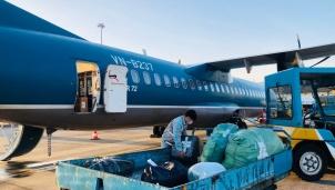 Vietnam Airlines Group tiếp sức cho miền Trung vượt qua bão lũ