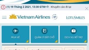 Vietnam Airlines khôi phục đường bay tới Vân Đồn
