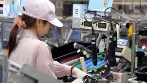 Xuất nhập khẩu linh kiện và phụ tùng điện tử dẫn đầu danh sách tăng trưởng