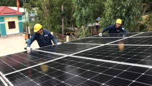 Bệ phóng để điện mặt trời mái nhà phát triển mạnh