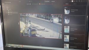 PTC 3 ứng dụng camera 'mắt thần' vào kiểm soát phòng chống dịch COVID-19