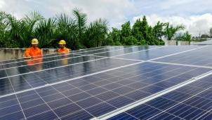 Hơn 42.000 dự án điện mặt trời mái nhà được lắp đặt