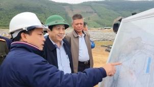 Đẩy nhanh giải phóng mặt bằng Dự án Trung tâm Điện lực Quảng Trạch