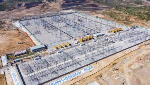 Đóng điện thành công trạm biến áp 500kV đầu tiên do tư nhân xây dựng