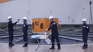 """Đơn vị sửa chữa điện lớn nhất EVN đảm bảo """"mục tiêu kép"""" giữa lúc dịch COVID-19 bùng phát"""