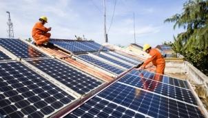 Gần 56.000 dự án điện mặt trời mái nhà đã được đưa vào vận hành