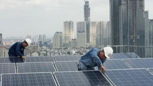 Giá điện mặt trời mới thấp hơn nhiều so với quy định cũ