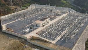 Hoàn thành công trình TBA 220kV Mường Tè giải tỏa nguồn thủy điện khu vực Tây Bắc