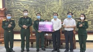 PC Thừa Thiên Huế: Mỗi CBCNV dành 1,5 ngày lương chung tay phòng, chống dịch COVID-19