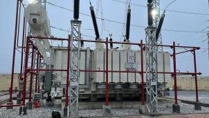Tăng cường đảm bảo điện cho tỉnh Bắc Giang và khu vực phụ cận