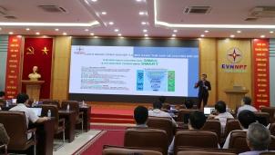 Tổng công ty Truyền tải điện Quốc gia trở thành doanh nghiệp số vào năm 2025
