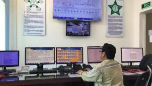 Truyền tải điện Bình Định ứng dụng nhiều thành tựu khoa học công nghệ trong quản lý vận hành