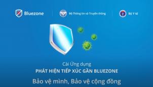 Ứng dụng Bluezone: Đột phá trong sử dụng công nghệ chống dịch Covid-19